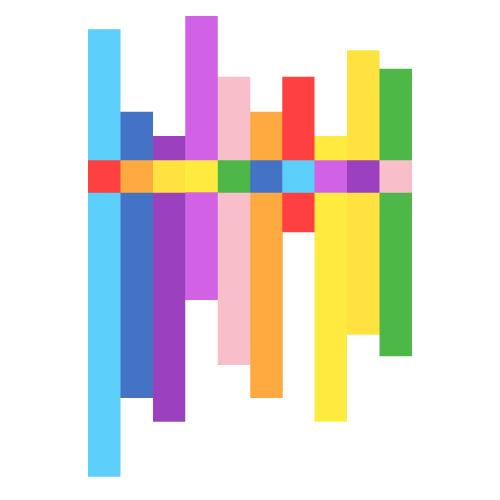 QueerUp Radio Logo