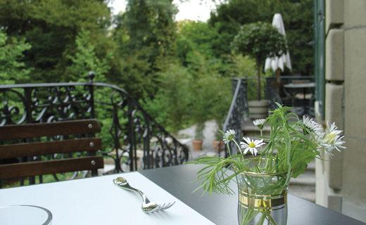 Villastucki-terrasse