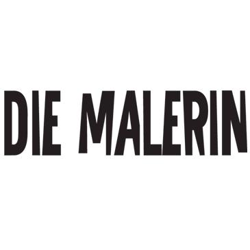 Die Malerin Logo