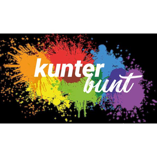 Jugendgruppe «Kunterbunt Logo