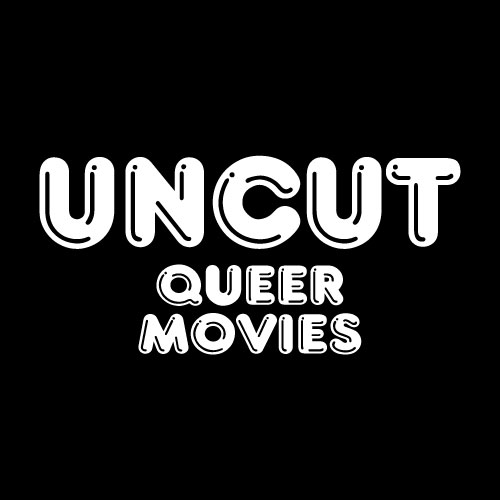 UNCUT Queer Movies Logo