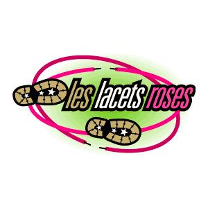 Les Lacets roses Logo