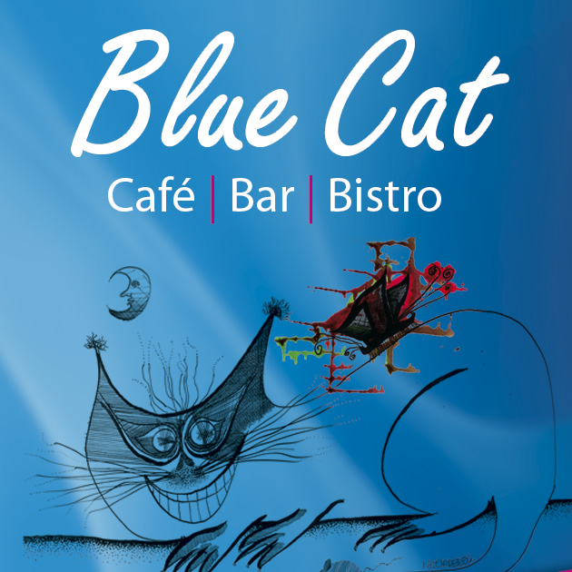 Blue Cat Logo