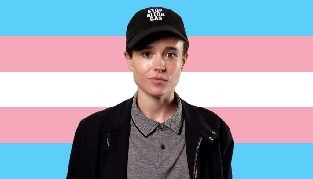 «Juno»-Star Elliot Page ist trans - bern.lgbt